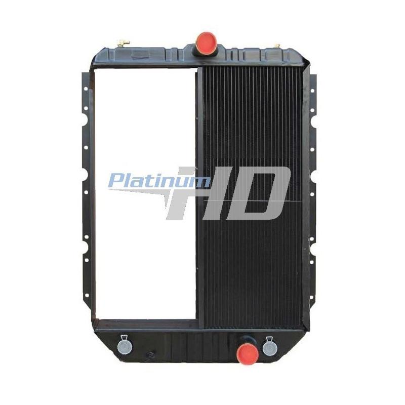International 3800 4900 Series Half Core Radiator With Oil Cooler