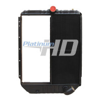 International 3000 4900 Series Series Half Core Radiator 1996-2002