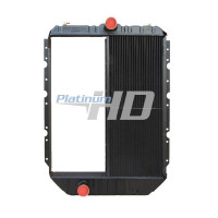 International 3800 4000 Series Half Core Radiator With Oil Cooler