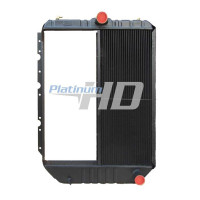 International 4900 Series Half Core Radiator With Oil Cooler