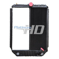 International 4900 Series Standard Core Radiator With Oil Cooler