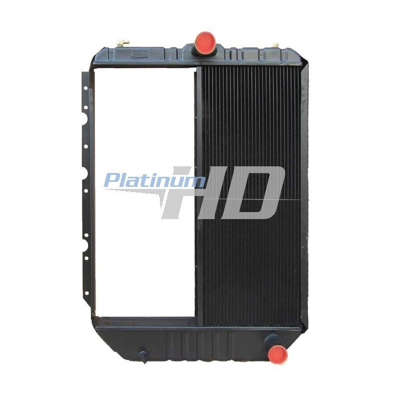 International 4900 Series Half Core Radiator 1993-1996