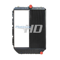International 4900 Series Half Core Radiator 1993-1996