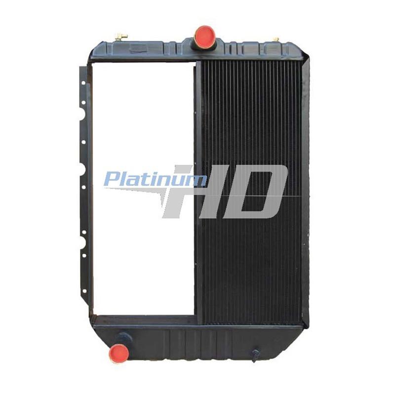 International 4100-4400 7300-7700 Series Half Core Radiator 1993-1996