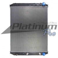 "Volvo 40 1/2"" x 35 3/4"" Radiator With Oil Cooler 2005-2007"