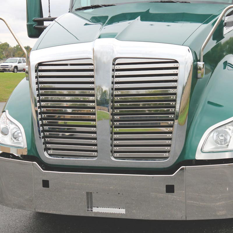 Kenworth T680 Grill Insert With 30 Horizontal Bars