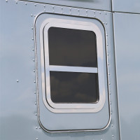 Kenworth T680 T880 Sleeper Window Trim