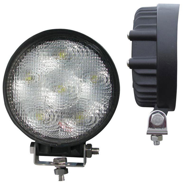 "3"" Round Mini 5 Diode LED Flood Work Light"