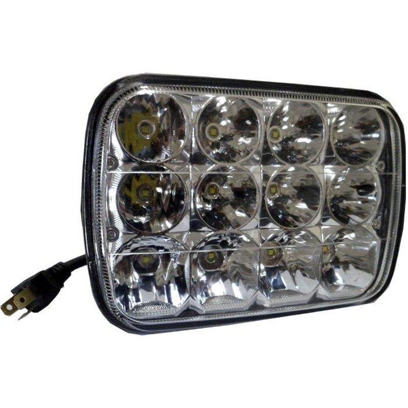 "6"" x 8"" High Power Dual Beam Headlight"