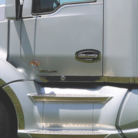 Kenworth T680 T880 Sleeper Truck Blank Cab Panels