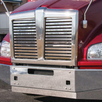 Kenworth T880 26 Horizontal Bar Grill Inserts