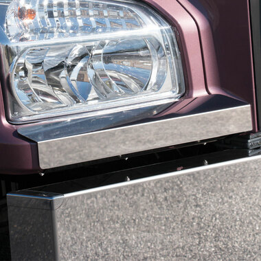 Kenworth T880 Fender Guards With No Ends By Roadworks