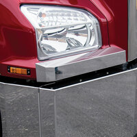 Kenworth T880 Fender Guards With Welded Ends