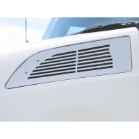 Kenworth T680 Slotted Side Intake & Logo Trim Screen