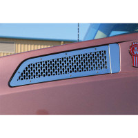 Kenworth T880 Punched Side Intake Screen