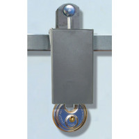 The Enforcer Portable Seal Guard Lock Cover And Padlock