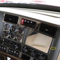 Kenworth T680 & T880 Navigation Delete Filler Cover