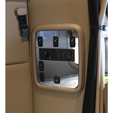 Kenworth T680 Amp T880 Sleeper Control Panel Trim By Roadworks Raney S Truck Parts