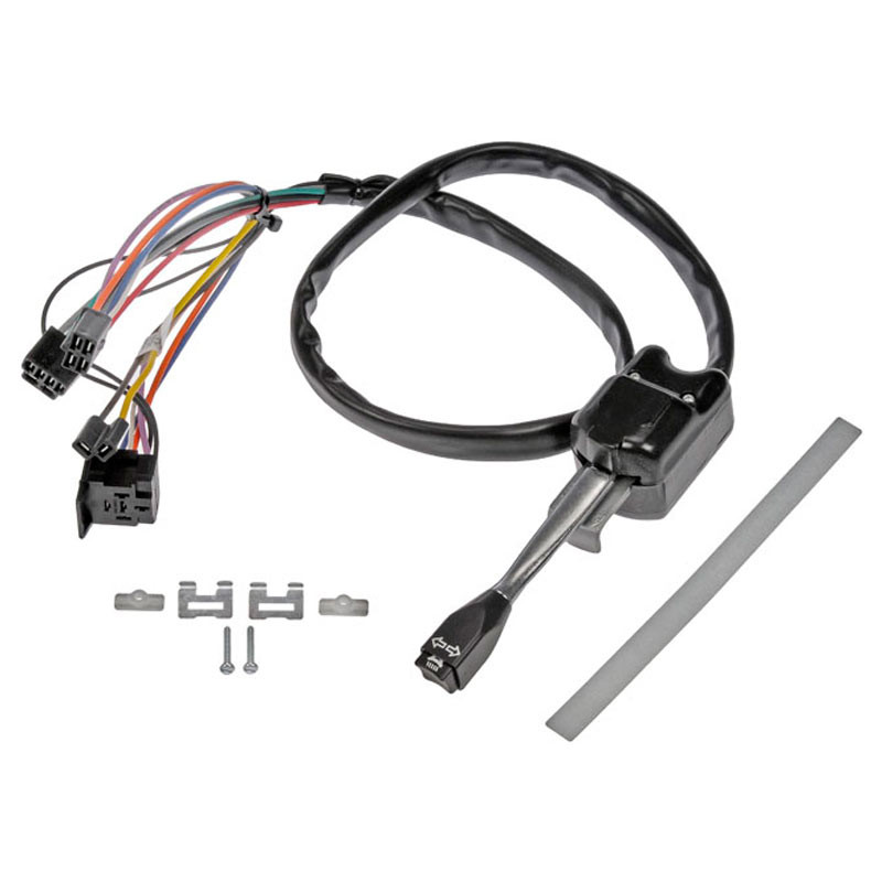 how to wire two lights to one switch diagram peterbilt 377 378 379 multifunction 17 wire switch 16 how to wire brake lights and turn signal