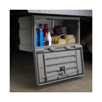 "Minimizer 36"" Poly Underbody Gray Toolbox"