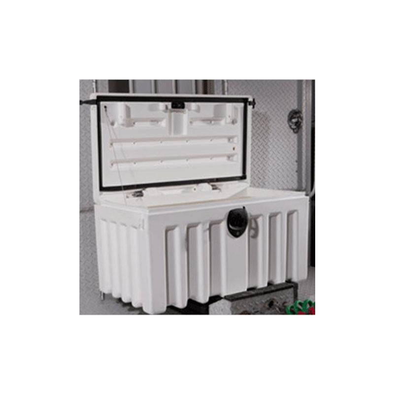 """Minimizer 36"""" Poly Chest Toolbox White"""