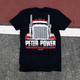 Peter Power Hammer Lane T-Shirt On Pavement
