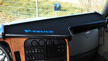 Tire Buying Guide >> International ProStar V-Truck Custom Dashboard System - Raney's Truck Parts