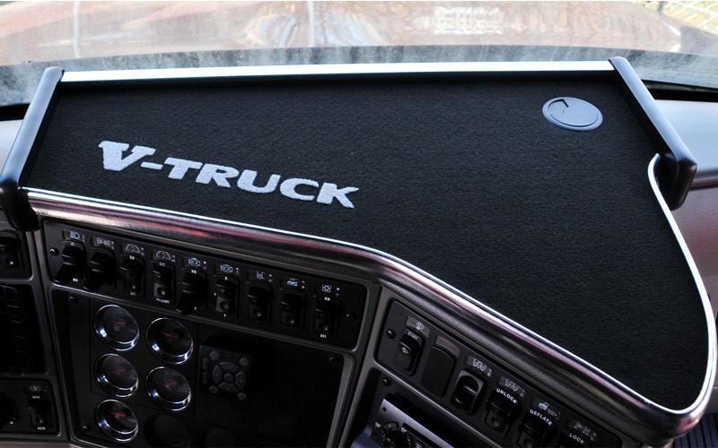 Kenworth T700 T2000 V-Truck Custom Dashboard System Short Shelf
