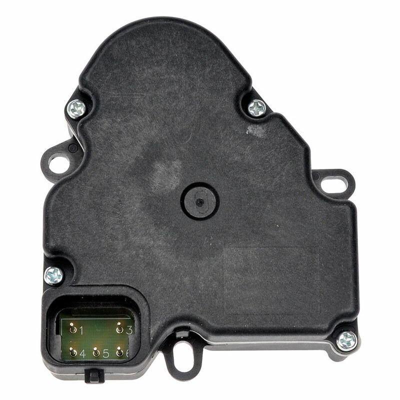 Kenworth T600 T600A T800 W900 Heater Control Valve Actuator MA19000