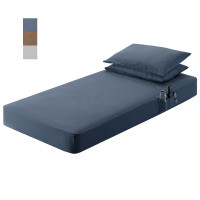 "35"" x 79"" Sleeper Cab Sheet Set Midnight Blue"