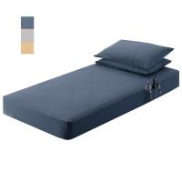 "54"" x 80"" Sleeper Cab Sheet Set Midnight Blue"