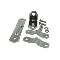 Mirror Mount Kit Stainless Steel Universal