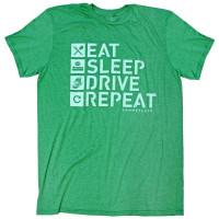 Eat Sleep Drive Hammer Lane Shirt