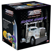 Zephyr Super Shine X Polishing Kit (Box)