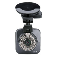 Uniden Full HD Dash Cam Recorder With 2in Screen Front View