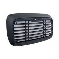 Freightliner Columbia Black Plastic Grill With Bug Screen