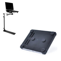 Universal Over The Road Truck Laptop Mount With Cable Dock Desktop