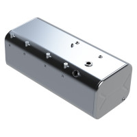 Ford/Sterling Aluminum Replacement Diesel Rectangular Fuel Tank