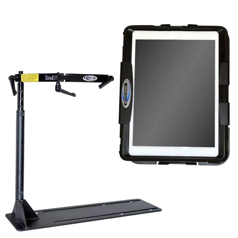Universal Tablet Mounting Station For Over The Road Trucking Raney S Truck Parts