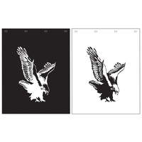 """Eagle Mud Flap 24"""" x 30"""" (Options)"""