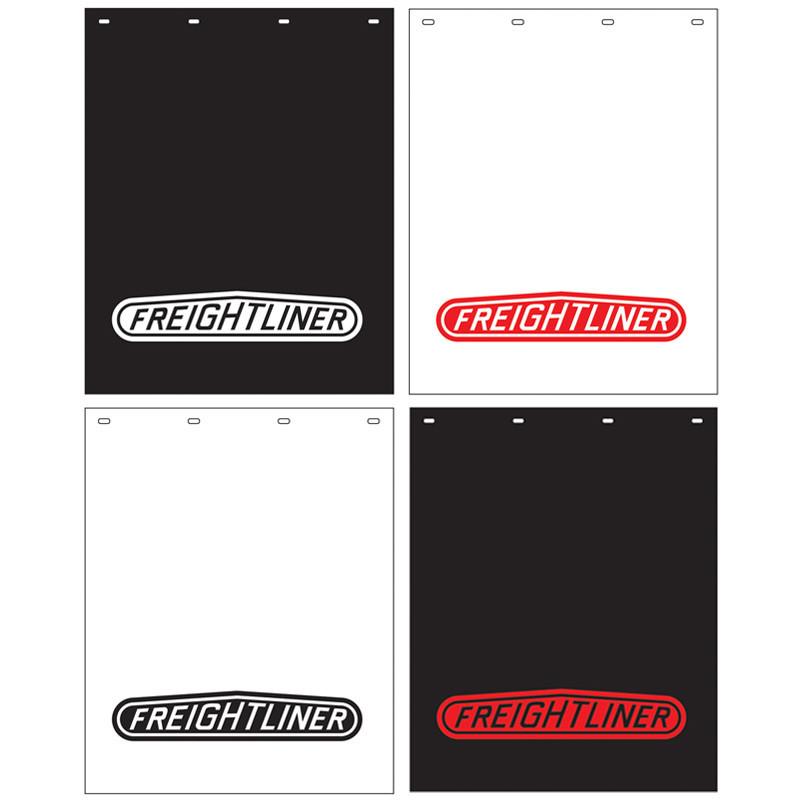 """Polyguard Mud Flap Freightliner Logo 24"""" x 30"""""""