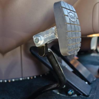 Peterbilt 2 Clutch Pedal Extender By Iowa Customs