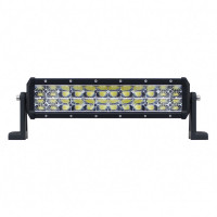 "14"" High Power LED 4 Row Reflector Light Bar"