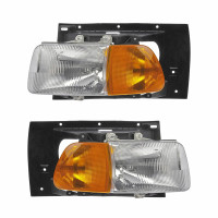 Sterling Ford Headlight Assembly A9500 AT9500 A9513 A9522