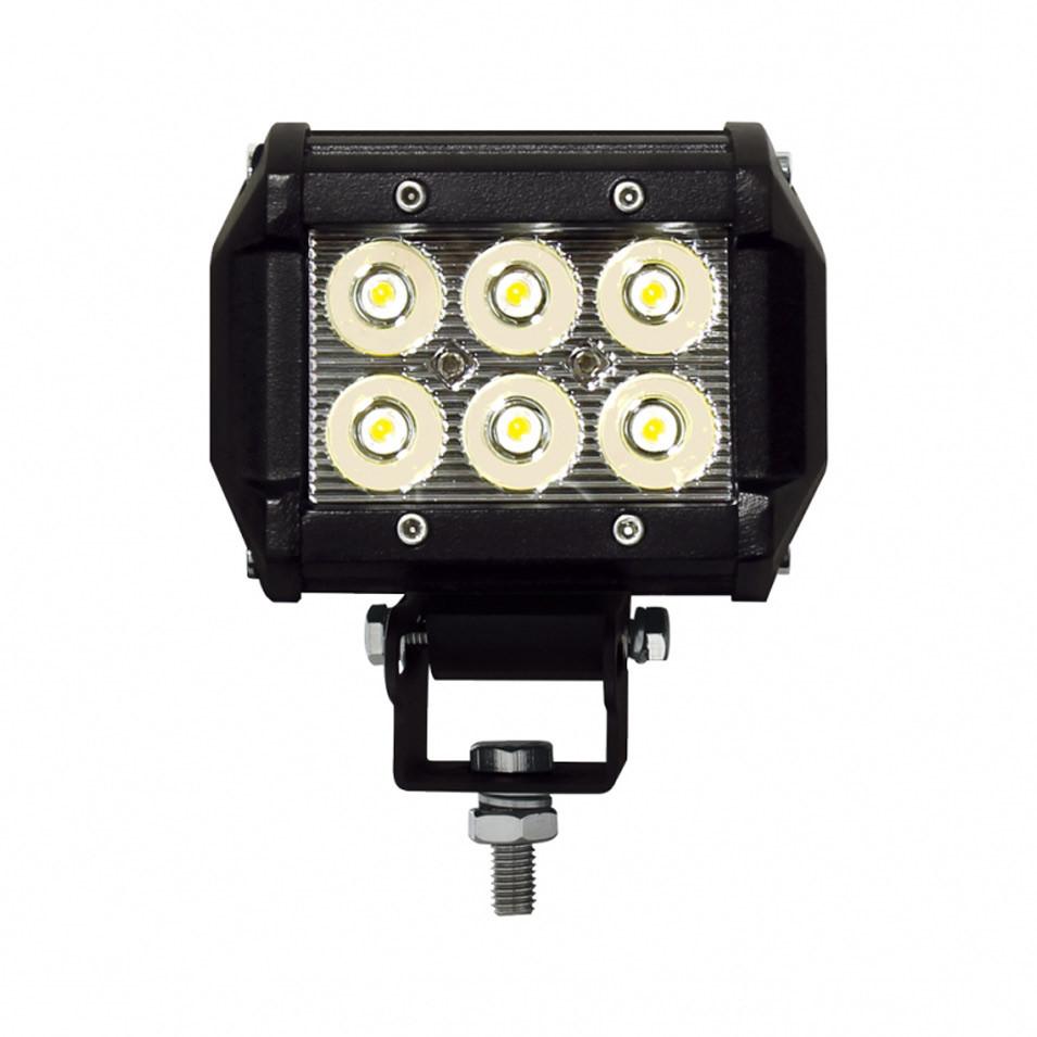 High Power LED Light Bar Stud Mount