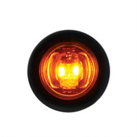 2 LED Marker Clearance Light Amber