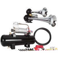 HornBlasters Jackass 228V Air Horn Kit