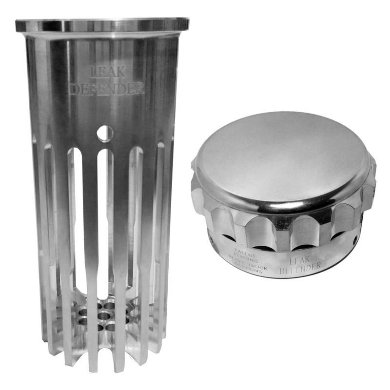 Kenworth Leak Defender Fuel Cap, Collar, & Anti Siphon