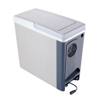 RoadPro Koolatron 12 Volt 18 Quart Thermo-Electric Cooler And Warmer