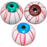 Eyeball Shift Knobs Green, Brown, Blue Iris